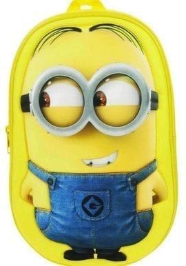 5c16da223b Official Despicable Me Minions Dave Character Boys Kids Backpack Rucksack  School Bag £2.50 per item