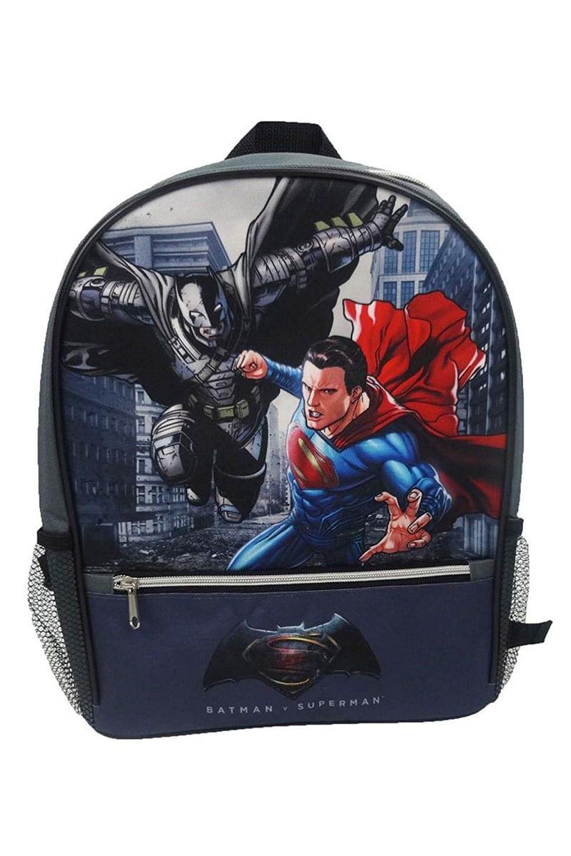 DC Comics Batman v Superman School BackpackRucksackBag