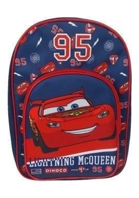 5ec1824683 Official Lightning McQueen Character Boys Kids Backpack Rucksack School Bag  £2.50 per item