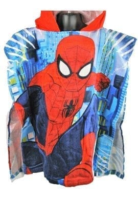074ab80154 Ex-Chainstore Marvel The Ultimate Spiderman Hooded Poncho Towel Boys Kids  Ex-G—-e Store. £2.95 per item