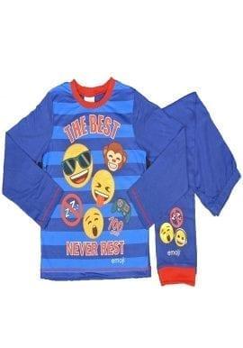 69bdddf8bf Blue Yellow Emoji  The Best Never Rest  Long Sleeve top and Pant Pyjamas Boys  Kids. £2.50 per item